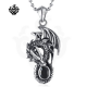 Black Dragon Pendant