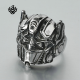 Details about Silver ring stainless steel Transformer Autobots Optimus Prime solid band heavy