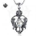 Rose Emblem Pendant