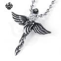 Angel Cross Pendant