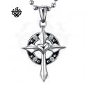 Ring Cross Pendant