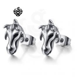 Dragon Head Earrings