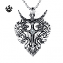 Balanced Dragons Wings Pendant
