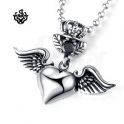 Heart Wings Pendant